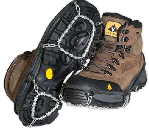 ice trekker shoe chains