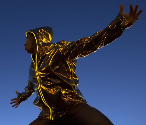 Light-Up Electro Hoodie