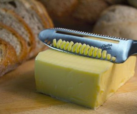 Magic Easy-Spread Butter Knife
