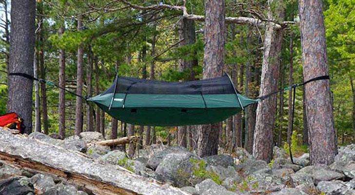 Hybrid Tent Hammock Awesome Stuff 365