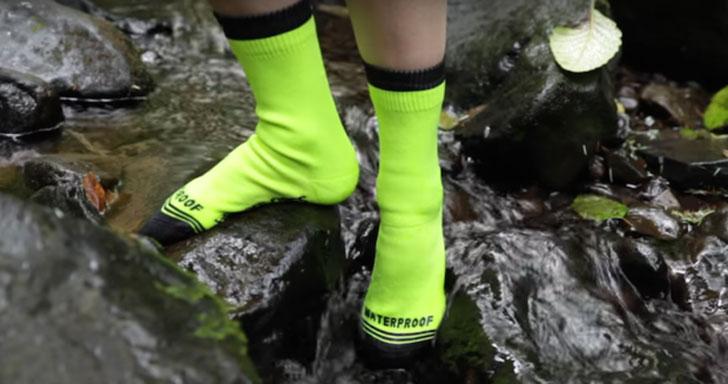 waterproof socks