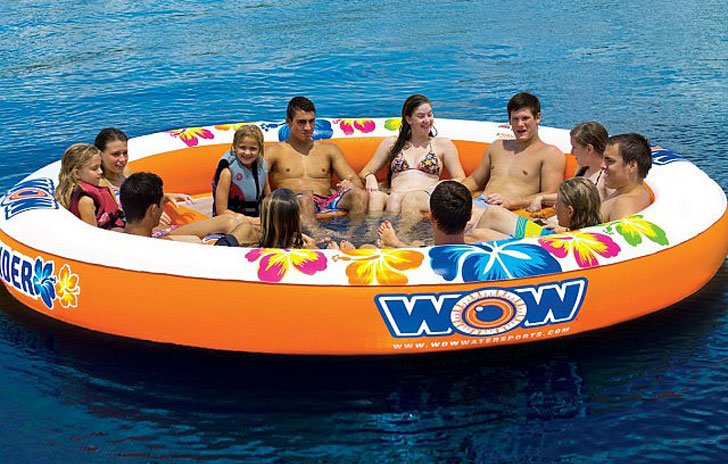 12-Person Inflatable Lounger