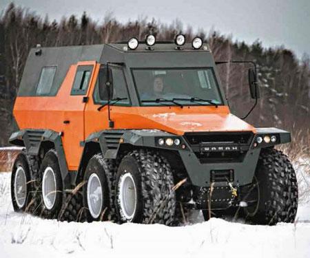 8x8-All-Terrain-Vehicle-shaman