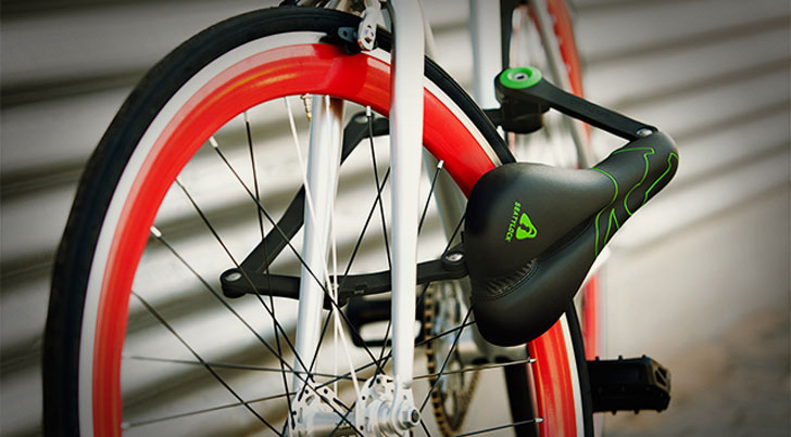 Bicycle Seat Lock
