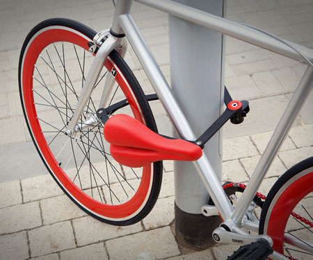 Bicycle Seat Lock