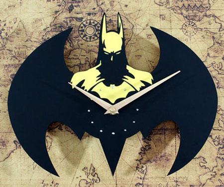 Designer Batman Wall Clock