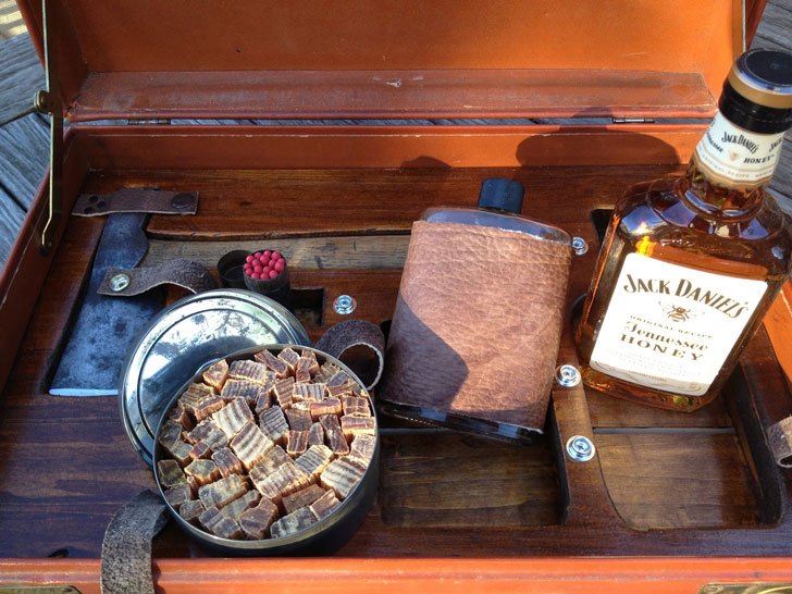 Gentlemen's Survival Kit