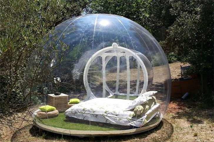 Inflatable-Bubble-Tents