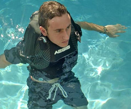 Life Saving Water Vest