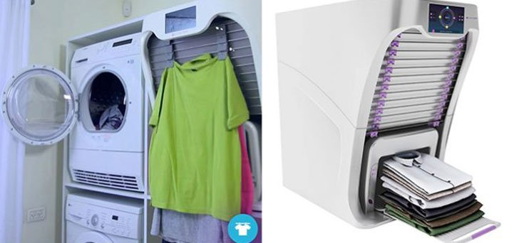 Robotic-Clothes-Folding-Machines