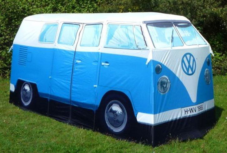 VW C&er Van Tent & VW Camper Van Tent - Awesome Stuff 365