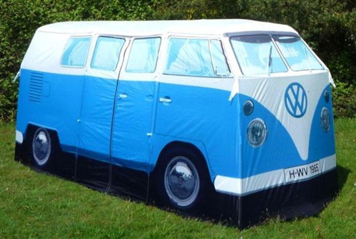 VW Camper Van Tent