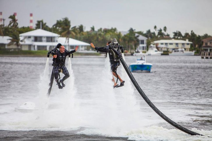 Water Jet Pack Awesome Stuff 365