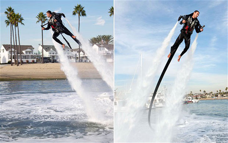 Water Jet pack - Awesome Stuff 365