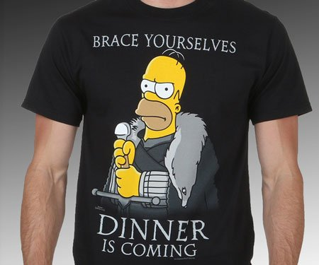 homers-dinner-is-coming-t-shirt