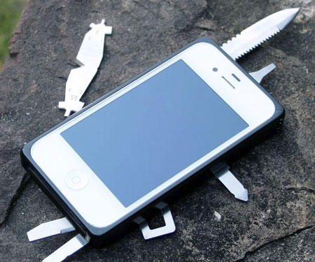 iPhone Multi-Tool Case