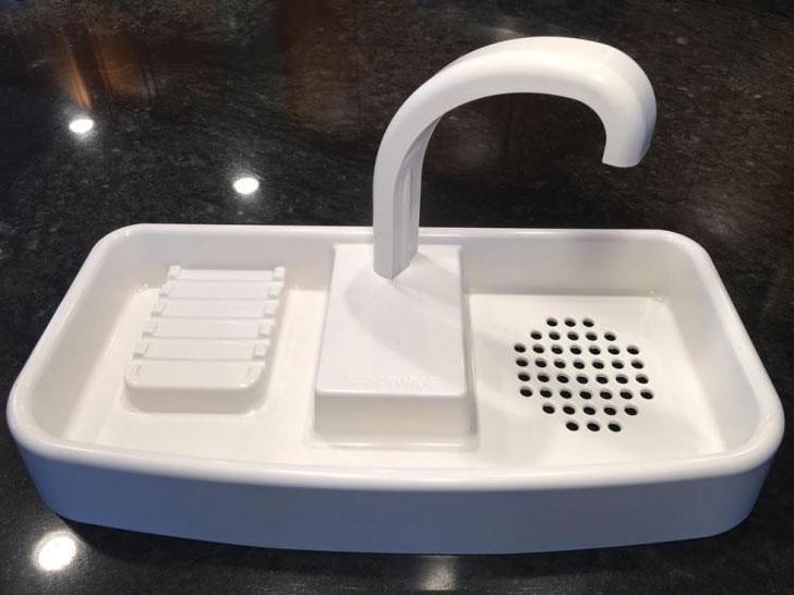 Sink Twice Toilet Sink