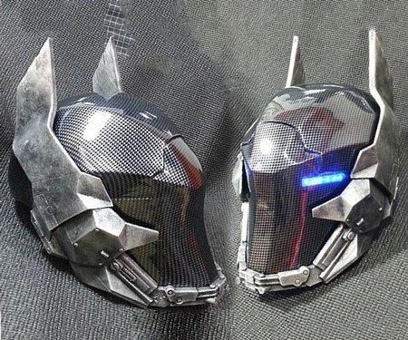 Batman Arkham Knight Helmet