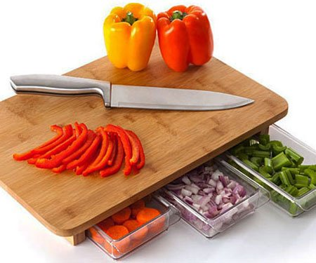 Concealed-Drawers-Cutting-Board