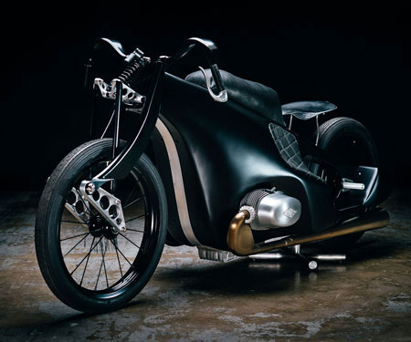 Revival BMW Landspeeder - cool motorbikes