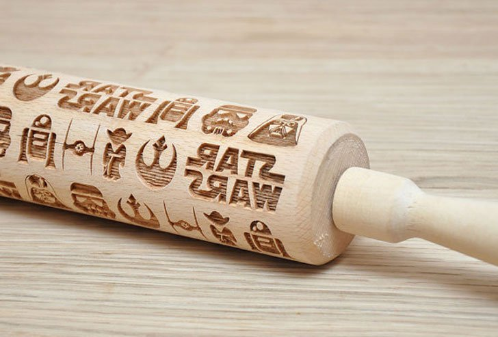 Star Wars Rolling Pin