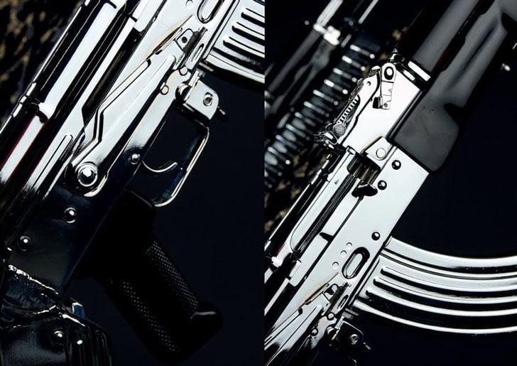 AK-47 Armchairs
