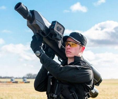 Drone Defense System