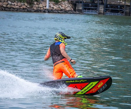 Jetboard Motorized Surfboards