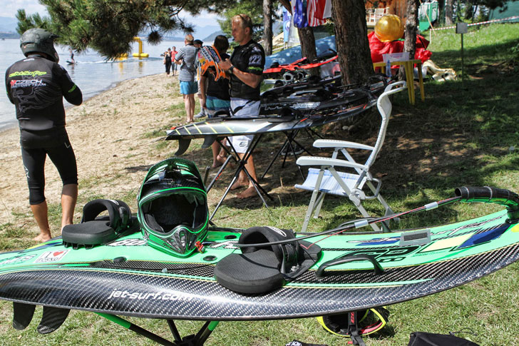 Jetboard Motorized Surfboards
