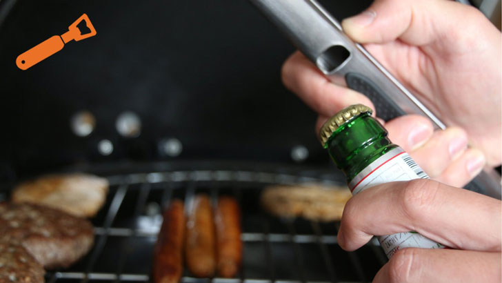 Multi-Function BBQ Tool