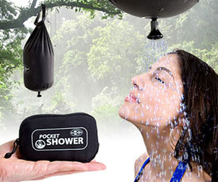 Portable Camping Shower Bag