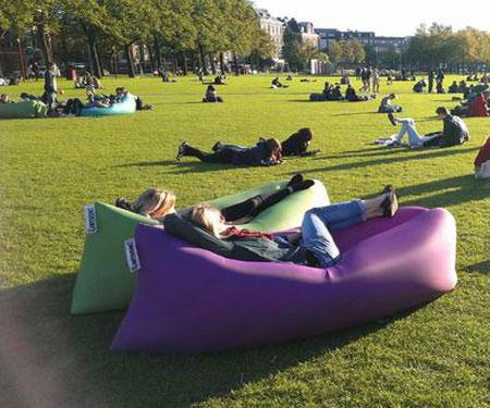 Portable Inflatable sofa