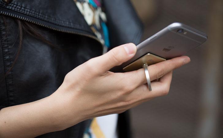 Smartphone IRing Safe-Grip Accessories