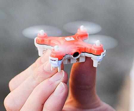 Tiny Nano Drone with Camera