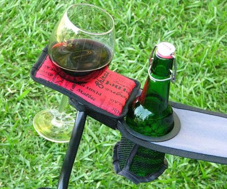 Glamping Wine Glass Holders