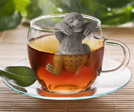 sloth tea infuer - cool tea infusers