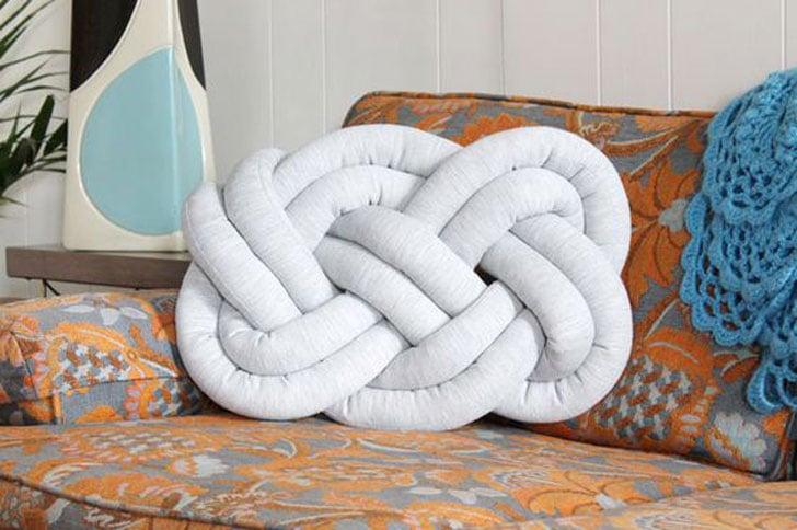 Celtic Knot Pillows