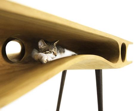 Designer Cat Table Desk