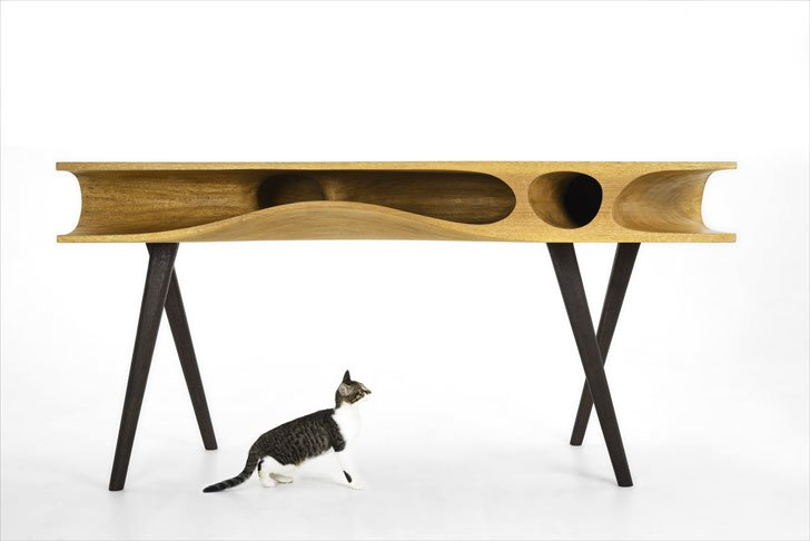 Designer Cat Table Desk