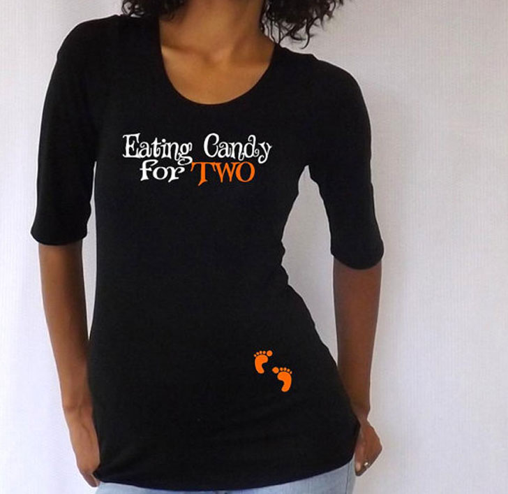 Eating Candy For Two Shirt