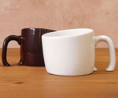 Melting Illusionary Mugs