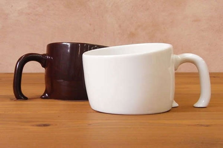 Melting Illusionary Mugs