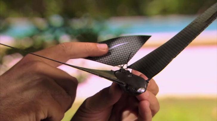 smartphone-controlled-bionic-bird-drone