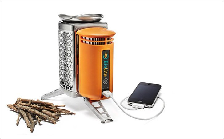 The Ultimate Portable Campstove