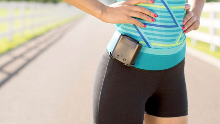 Wearable USB Motion Charger