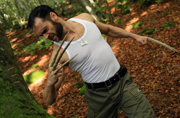 Wolverine Bone Claws