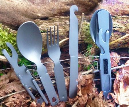 18-in-1 Compact Cutlery Mini Tool