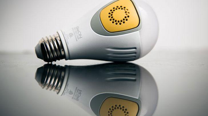 Burglary Deterrent Light Bulb