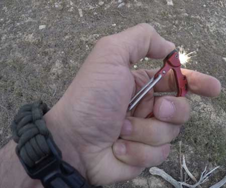 Fire Starting Multi-Tool