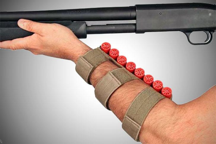 Forearm Ammo Sleeve